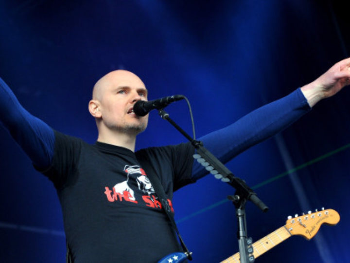 The Smashing Pumpkins, il music video di 'Knights Of Malta'