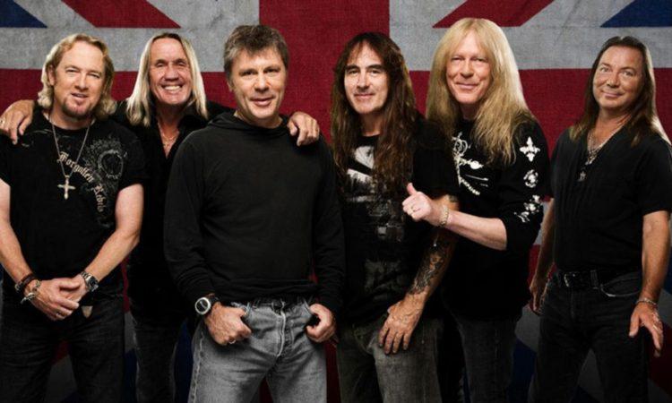 Iron Maiden, i ringraziamenti della band ai fans per il loro supporto durante il 'Legacy Of The Beast Tour'