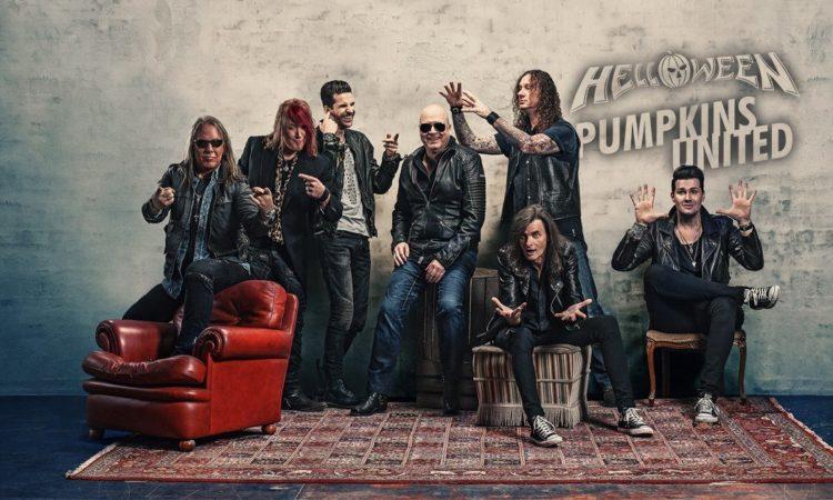 Helloween, un live album nel 2019 ed un nuovo album nel 2020