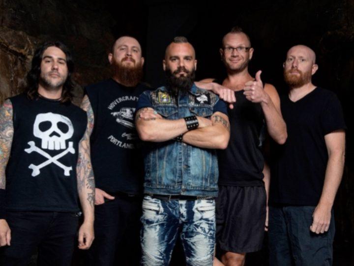 Killswitch Engage, le date riprogrammate del tour negli US