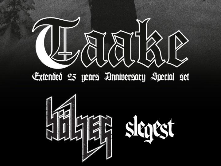 Taake + Bölzer + Slegest live @ Legend Club, Milano