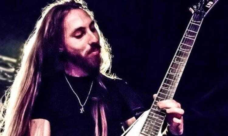 Martyr, annunciato nuovo chitarrista