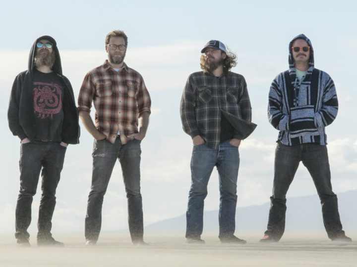Red Fang, il video di 'Antidote' online