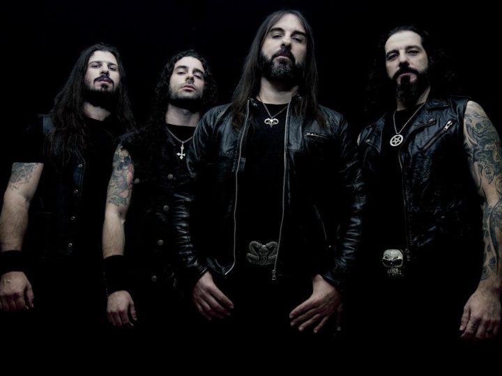Rotting Christ, svelato l'artwork del nuovo album 'The Heretics'
