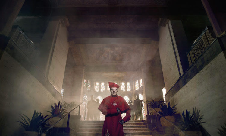 Ghost, il remix di 'Dance Macabre' firmato Carpenter Brut