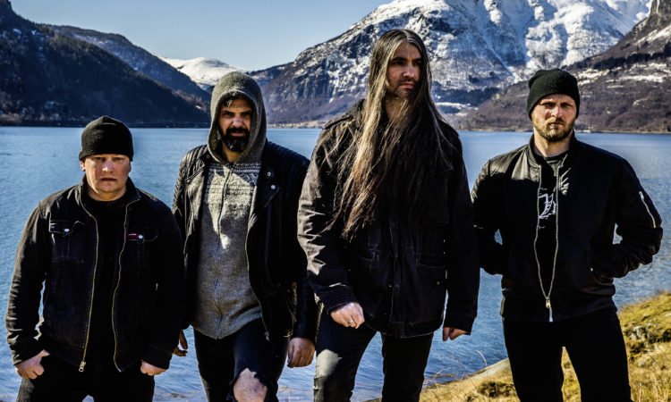 Vreid, lo streaming integrale di 'In the Mountains of Sognametal'