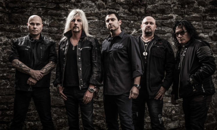 Axel Rudi Pell,  il lyric video di 'The Wild And The Young'