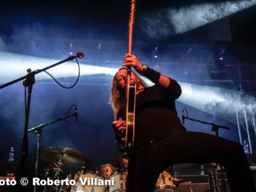 Graveyard + Bombus @Zona Roveri Music Factory – Bologna, 28 settembre 2018