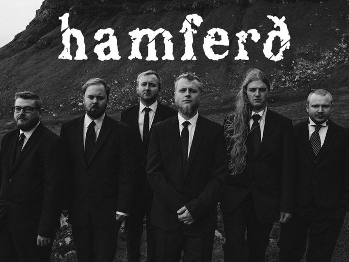 Hamferð, il live video di 'Stygd'