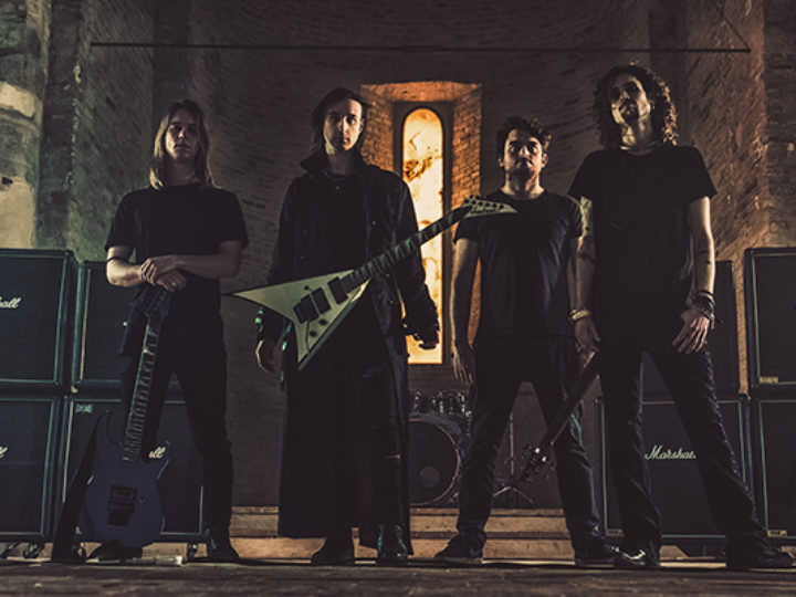 Hell's Crows, on line il video 'Fall of the Divine'
