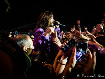 Thirty Seconds To Mars + Mike Shinoda @Milano Rocks – Rho (MI), 8 settembre 2018