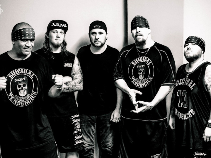 Suicidal Tendencies – Always On The Run