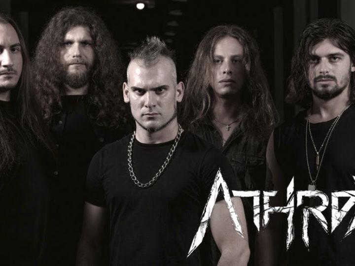 Athrox, on line l'anteprima del secondo disco