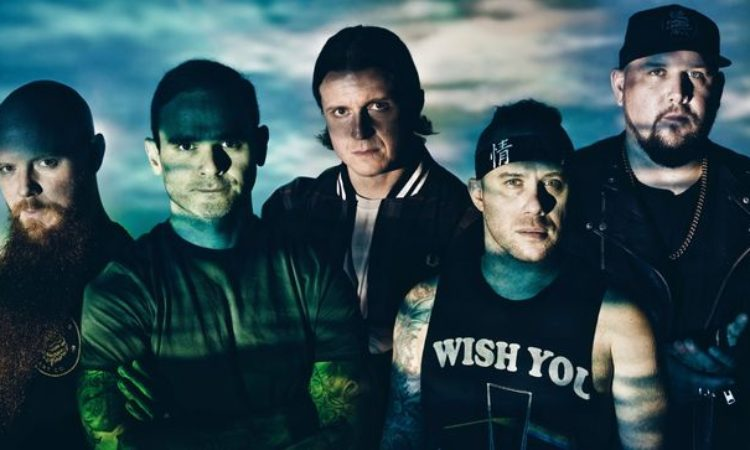 Atreyu, il video del nuovo singolo 'The Time Is Now'
