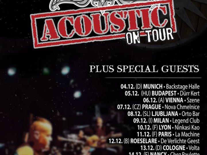 Ensiferum live acustico @ Legend Club, Milano