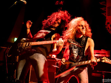 Voivod + Game Over + Nightrage @Locomotiv Club – Bologna, 18 settembre 2018