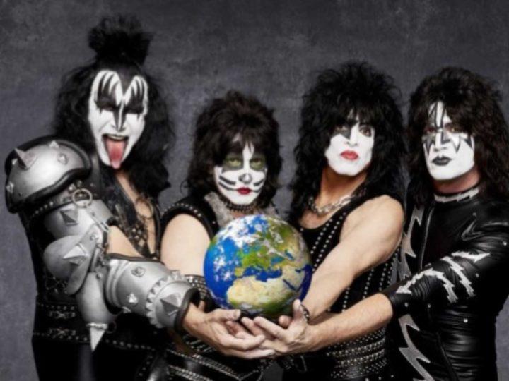 Kiss, pronti a esibirsi alla finale di 'America's Got Talent'