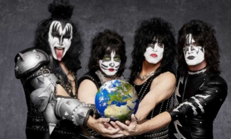 Kiss, annunciate le prime date del tour mondiale 'End Of The Road' con una data in Italia