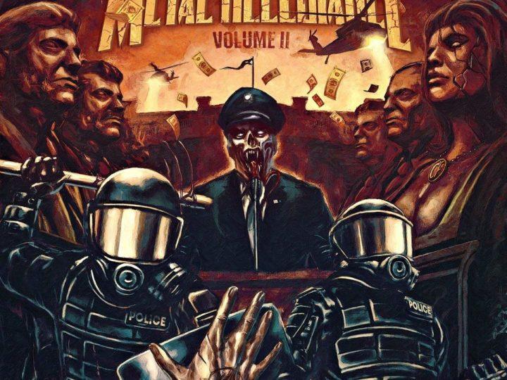 Metal Allegiance – Power Drunk Majesty