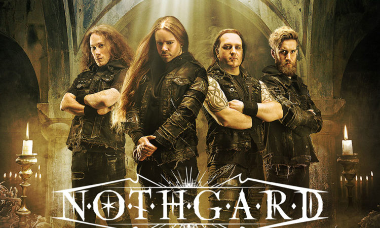 Nothgard, il video di 'Epitaph'