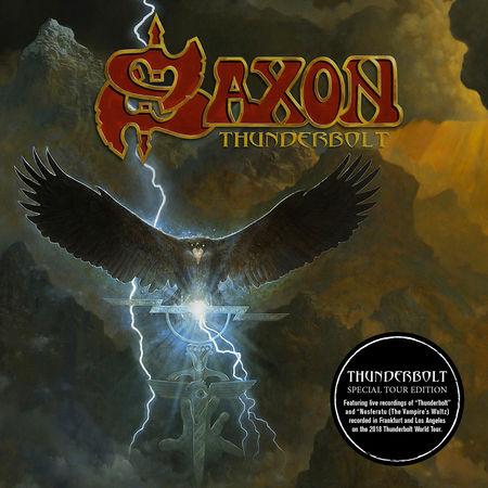 Saxon – Thunderbolt (Special Tour Edition)