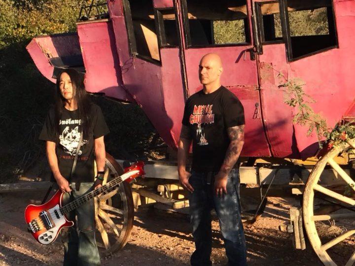 Skull Pit, in arrivo il disco d'esordio per la band con membri di Church Of Misery e Exumer