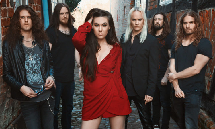 Amaranthe, il video del nuovo singolo 'Countdown'