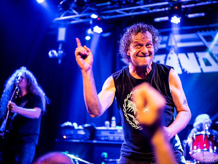 Voivod, 'Nothingface' e 'Dimension Hatröss' in live streaming