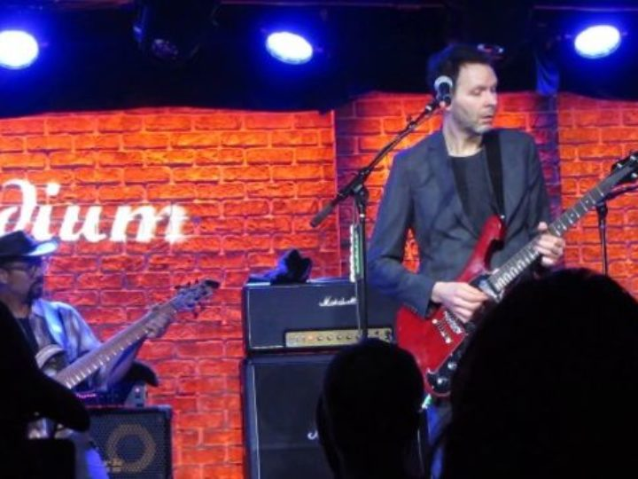 Paul Gilbert, online il video completo dell'esibizione al The Iridium di NYC