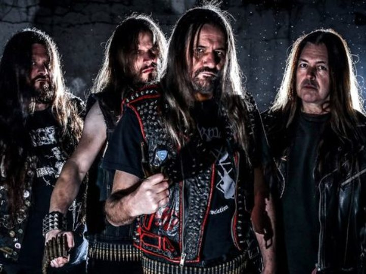Sodom, il nuovo singolo 'Down On Your Knees'