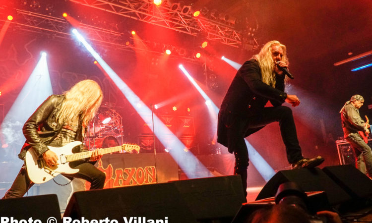 Saxon, il video di 'Paint It Black', cover dei Rolling Stones