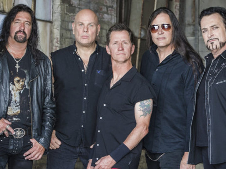 Metal Church, il video di  'By The Numbers'