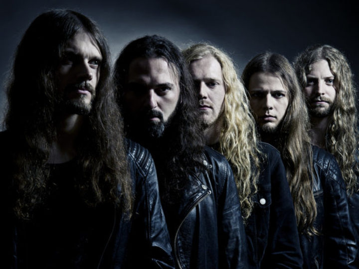 Nailed To Obscurity, l'official music video della title track 'Black Frost'