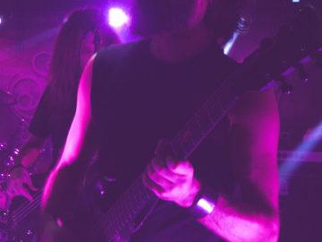 'Hermeticus' release show: Dewfall + Shores Of Null + Vetrarnótt @Garage Sound – Bari, 4 ottobre 2018