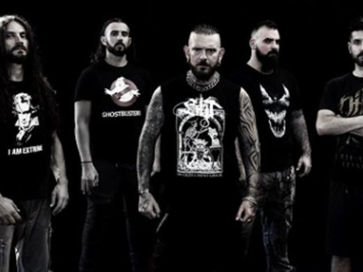 Coffin Birth, rivelata la cover del nuovo album