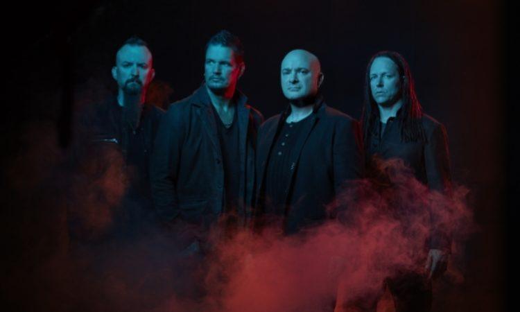 Disturbed, la performance acustica di 'A Reason To Fight' per Radio.com