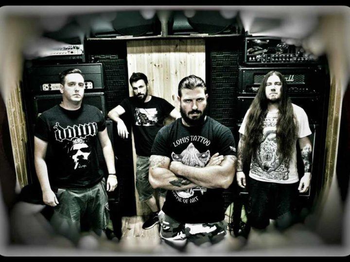 Full House B.C., online il lyric video di 'Hollow God'