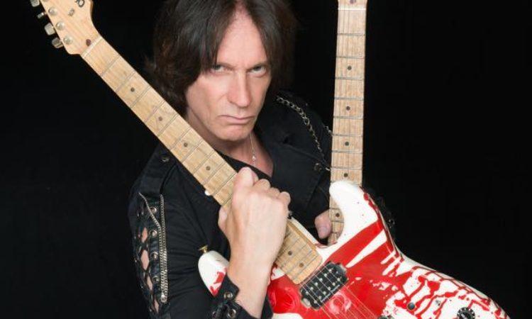Impellitteri, il video con la cover di 'Symptom Of The Universe' dei Black Sabbath