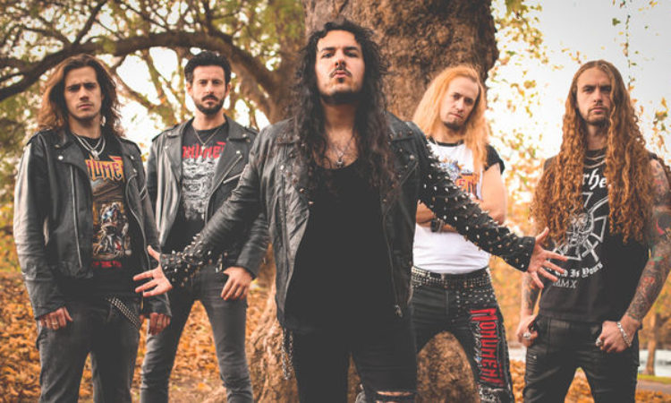 Monument, pubblicato il video di 'Wheels Of Steel'