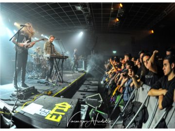 Tesseract + Between The Buried And Me + Plini @Campus Industry – Parma, 24 novembre 2018