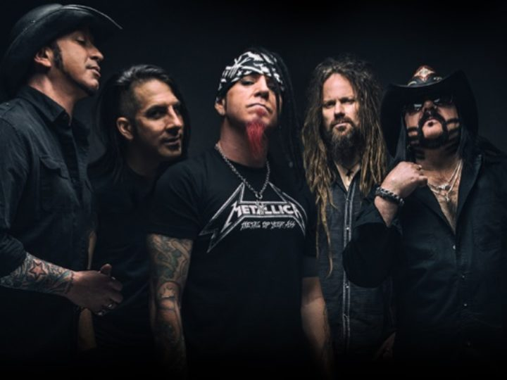 Hellyeah, il nuovo singolo 'Black Flag Army'