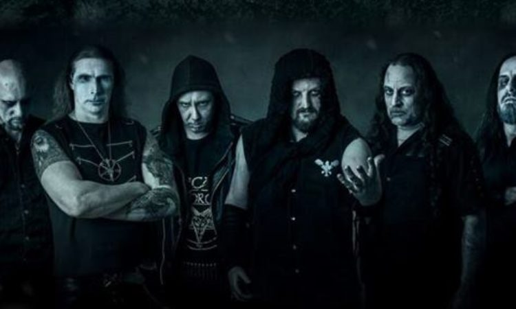 Hecate Enthroned, il lyric video del brano 'Temples That Breathe'