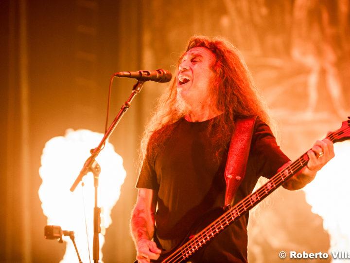 Slayer + Anthrax + Obituary + Lamb Of God @Forum – Assago (MI), 20 novembre 2018