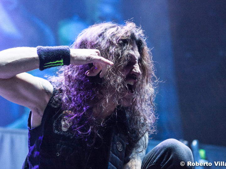 Anthrax, video del set acustico al Download Festival