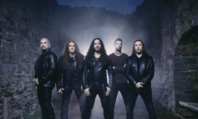 Rhapsody Of Fire, il nuovo singolo 'Rain Of Fury'