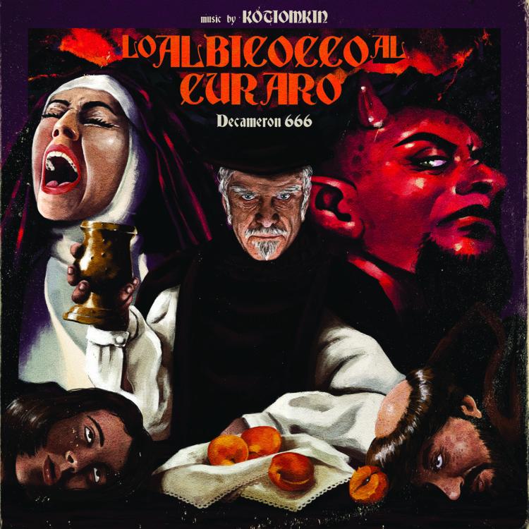 Kotiomkin, track-by-track di 'Lo Albicocco Al Curaro – Decameron 666' scritto da Enzo P. Zeder in esclusiva su Metal Hammer