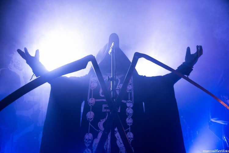 Cult Of Parthenope Black Metal Fest @I'm Club – Caserta, 3 novembre 2018