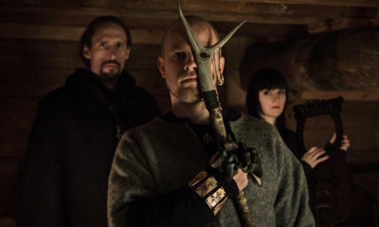 Wardruna, l'official music video di 'Voluspá'
