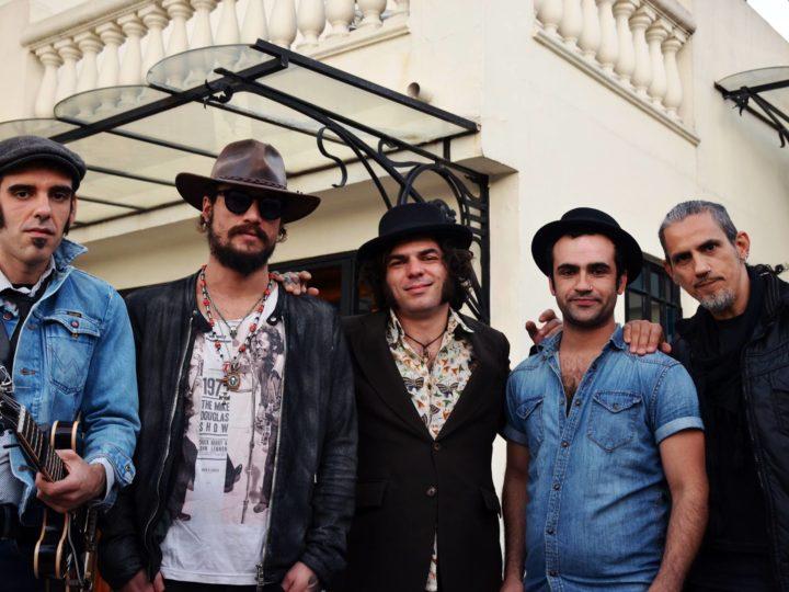 Barrio Viejo, una data a milano per la band dell'ex azzurro Daniel Pablo Osvaldo