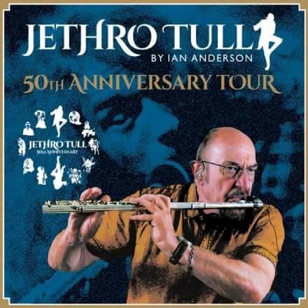JETHRO TULL @ Teatro Europauditorium , Bologna